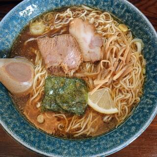 麺屋 もと - 料理写真:醤油 大