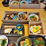 アマン京都 - 料理写真:朝食は派手さはないが、とても優しい味。