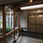 菊水 - 入口