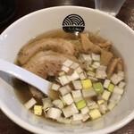 いちむじん - 料理写真:豚そば!