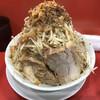 Aisubekimonosubeteni - 料理写真:汁なし 200g 野菜マシマシ、ニンニクマシ、後は普通。