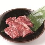 炭火焼肉 ぎゅうばか - 【人気NO1】厚切りハラミ 480円(税抜)