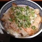 吉野家 - ねぎ塩豚丼390円