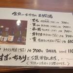 14512807 - お酒の種類