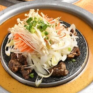 本場韓国の味を守り続けています。