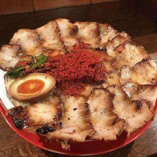 焼豚ラーメン 三條 - 料理写真: