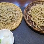 soba みのり - 粗挽き蕎麦大盛り