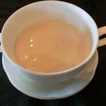 Risutorantetenkuu - スープ