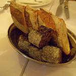 ワインビストロ ベルジェ - 自家製パン