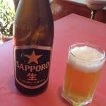 14513855 - サッポロ中瓶(500円)