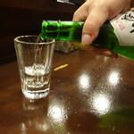 日本酒と音楽の店エイジ - 2杯目