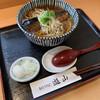 手打ちそば 遊山 - 料理写真:にしん蕎麦