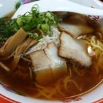 丸正 - チャーシュー麺 700円