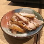 米沢鶏肉店 - チキンジャーキー