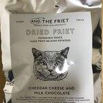 アンド ザ フリット - チェダーチーズ アンド ミルクチョコレート