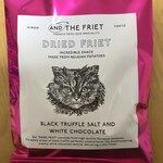 アンド ザ フリット - 黒トリュフソルト アンド ホワイトチョコレート