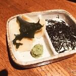 145146709 - つっこ飯薬味 昆布が北海道!