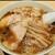 大勝軒 - 中華麺中+ワンタン