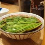 紫檀 手打ち蕎麦と焼鳥 -