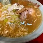 145154430 - 濁ったスープ