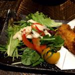 三福 - 牡蠣フライ