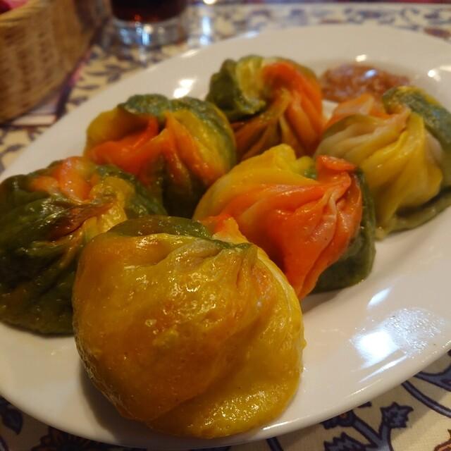 サンガム インド・ネパール料理 豊田店の料理の写真