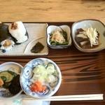 14516151 - ざる定食+大盛100円