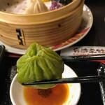 台湾菜館 弘城 - レインボー小籠包