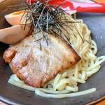 國丸 - 辛味噌つけ麺 大盛り