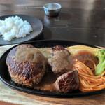 道楽かぬま ブルートステーキ - 料理写真: