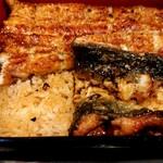 145171723 - 焼き加減とご飯とタレの状態