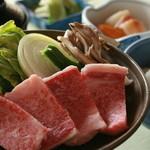 悠流里 - 最高級の村上牛と岩船産コシヒカリがベストマッチ!2500円