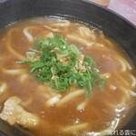 うどん居酒屋 海士麺蔵 - カレーうどん