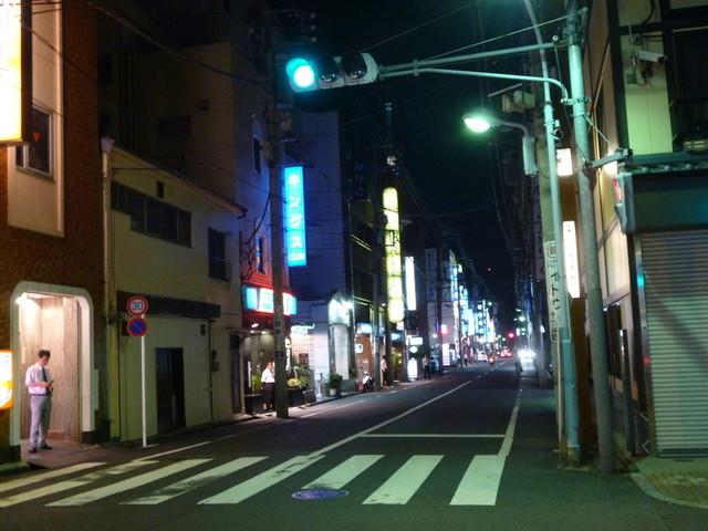 「吉原 夜 街並み」の画像検索結果