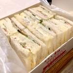 ラビアンローズ - サンドイッチ(タマヤサンド)