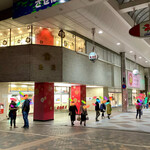ラビアンローズ - お店は佐世保玉屋(百貨店)の1Fにあります。