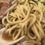 濃菜麺 井の庄 - 太麺ストレート