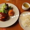 ハンバーグダイニング たくみ - 料理写真:ハンバーグランチ(ビッグ) 1000円