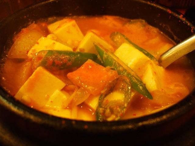 韓国家庭料理 民俗村 - 東中野 / 韓国料理 - goo地図