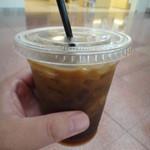 カフェ - アイスコーヒー