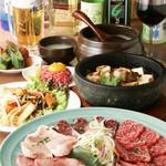 上野手 焼肉店 - 料理写真: