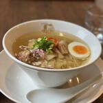 二代目 ガチ麺道場 - 料理写真: