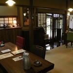 山の飯 沙羅 - 店内
