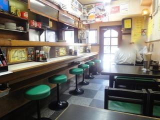 キッチン南海 早稲田店 - 昼下がりの暑い午後