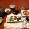 さぎの湯荘 - 料理写真:ちょうどいい量の夕食