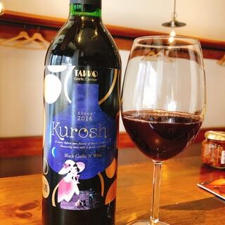 にんにく料理×ワインのマリアージュをお楽しみください♪