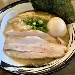 麺屋 宜候 - 味玉濃厚中華そば950円