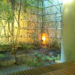 博多 表邸 - 個室からの眺め