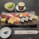 照寿司 - 料理写真:にぎり(大盛)