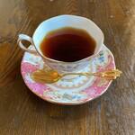 カフェド 巴里苑 - ドリンク写真:ブレンドコーヒー